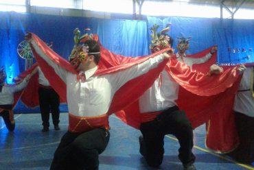 El folclore presentes en LPSJ